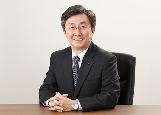 Message from Yaskawa Electric Corporation President